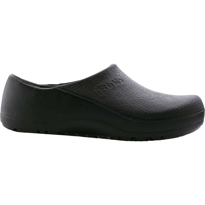 Birkenstock Professional Unisex Profi Birki Slip Resistant Work Shoe,Black,44 M EU