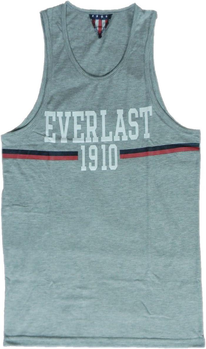 Everlast Camiseta Hombre Jersey 22 m219j73 gris (Grey), gris, M ...