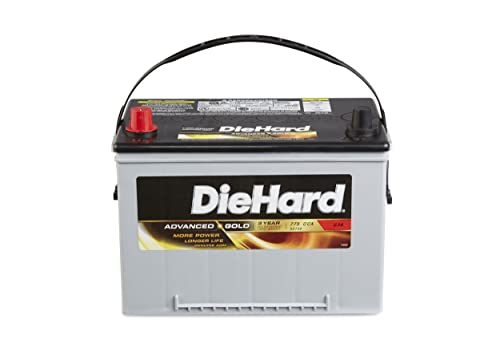 DieHard 1B077741997 Group Advanced Gold AGM Battery GP 34