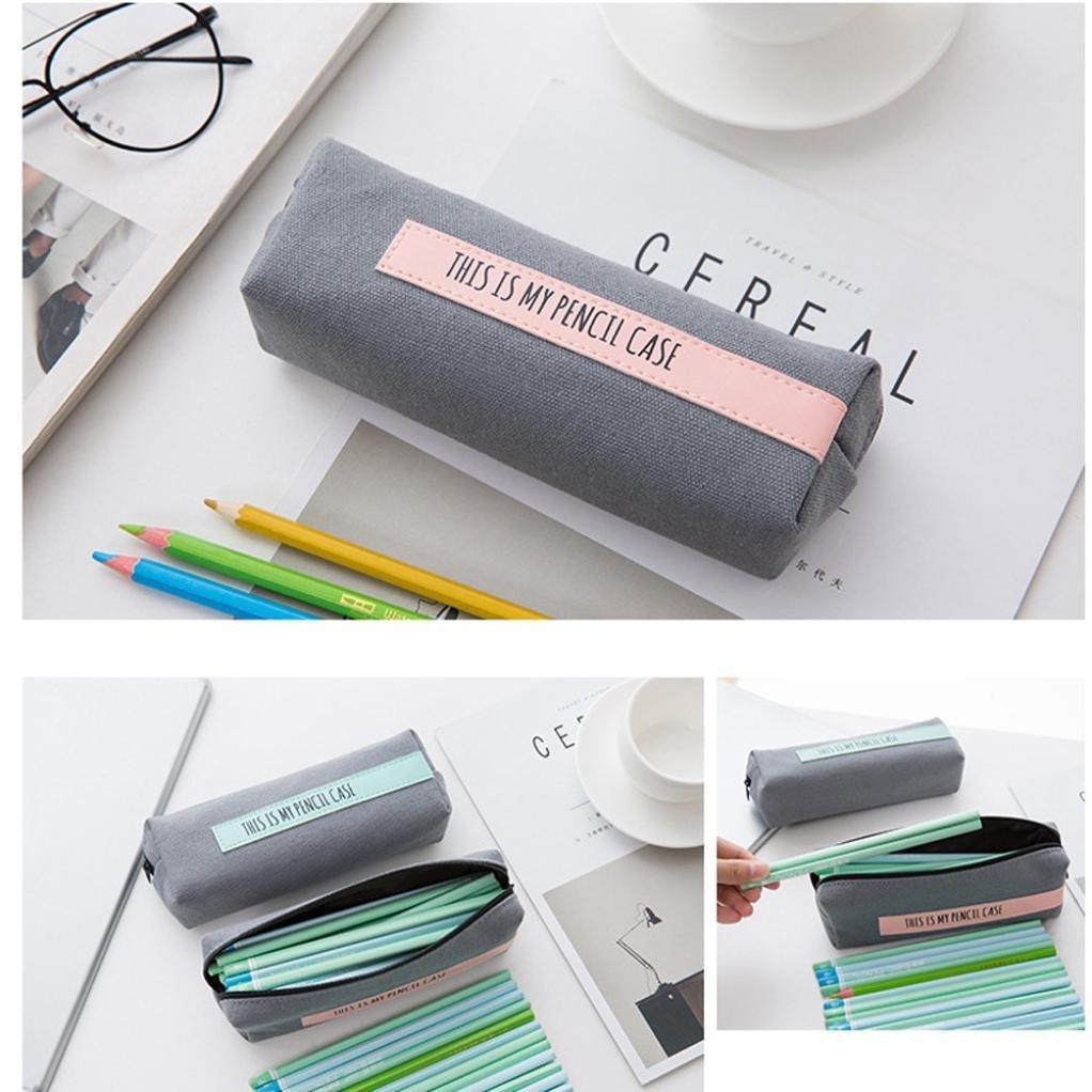Amazon.com: Pausseo - Estuche para lápices, bolígrafos ...