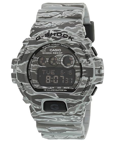 Casio De los hombres G SHOCK CAMO Digital Deporte Cuarzo Reloj (Modelo de Asia) GD-X6900CM-8D: Amazon.es: Relojes
