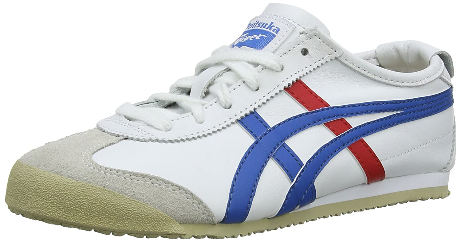 7633924046c6 Onistuka Tiger Unisex Adults  Mexico 66 Low-Top Sneakers  Amazon.co.uk   Shoes   Bags