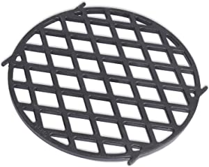 X Home 8834 Gourmet BBQ System Grill Sear Grate for Weber 22.5 inch Charcoal Grills, Kettle, Performer, 12