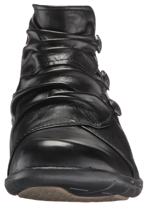 Cobb Hill Women's Penfield Boot B01MZDJDLC 6.5 B(M) US|Black Leather