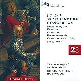 Bach : Concertos Brandebourgeois