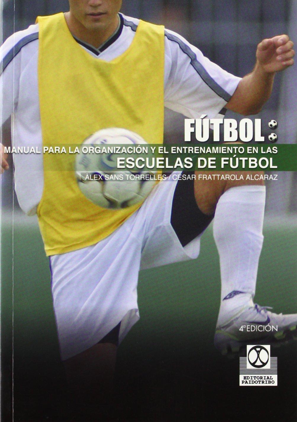 Manual Para La Organizacion y El Entrenamiento En Escuelas ...