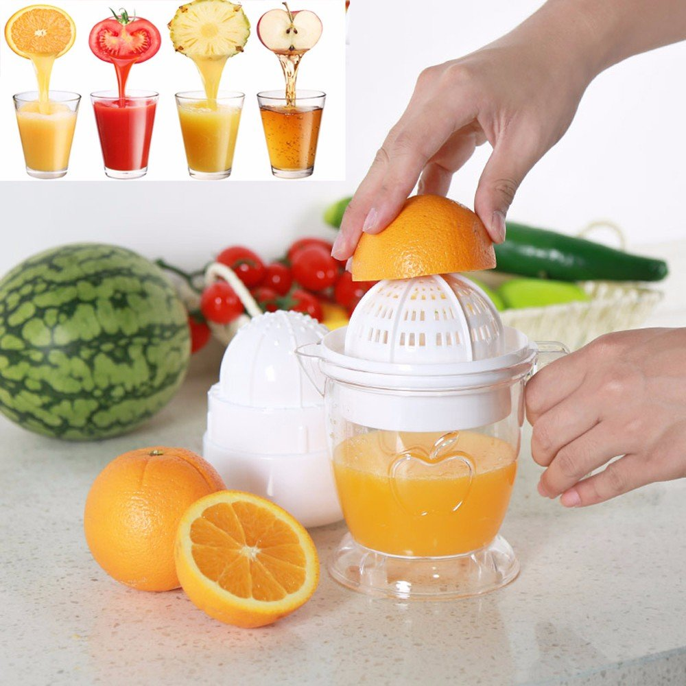 Compra Mano, hogar de la sandía mini exprimidor de zumo de limón ...