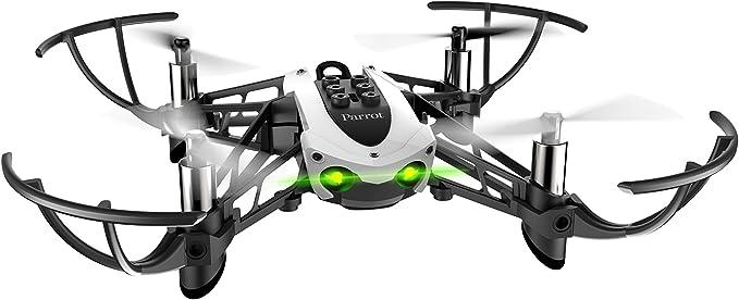 CLISPEED Quadcopter Case Shoulder Bag Impermeable Estuche de Transporte Bolsa de Almacenamiento para Parrot Mambo FPV Drone Mambo Fly Drone