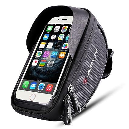 b16e127a5e0 Amazon.com  Wallfire Bike Phone Mount Bag