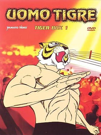 L uomo tigre ii mondo japan