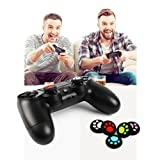 LZETC Universal Silicone Thumbsticks Caps Cat's Paw Handle Joystick Cover, Cap Cover Compatible with Sony PS4 / Xbox 360 Controllers Set of 20 Pieces