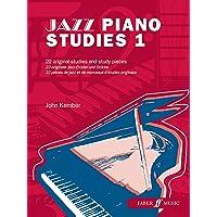 Progressive Jazz Studies. Piano: Level 1