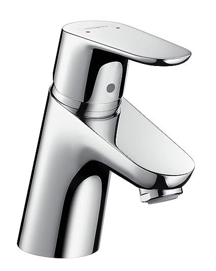 Hansgrohe 31952000 Focus 70 Grifo de Lavabo, con Consumo de Agua ...
