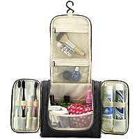 Multifunctional Travel Toiletry Bag Large Makeup Organiser Waterproof Shower Wash Bag Cosmetic Case Household Grooming Kit Storage Travel Kit Pack with Hook