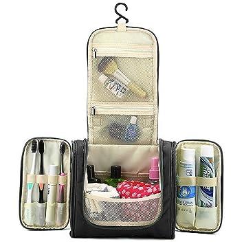 c2b67007282a Multifunctional Travel Toiletry Bag Large Makeup Organiser Waterproof  Shower Wash Bag Cosmetic Case Household Grooming Kit