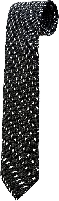 Corbata negra con efectos, diseño lunares blancos Design disfraz ...