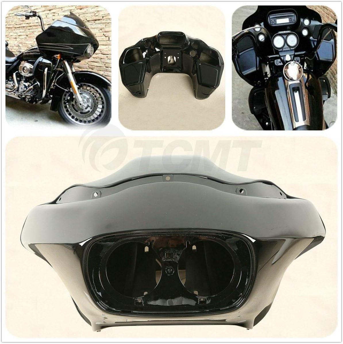 TCMT鲜黑色注塑ABS内部和;外整流罩