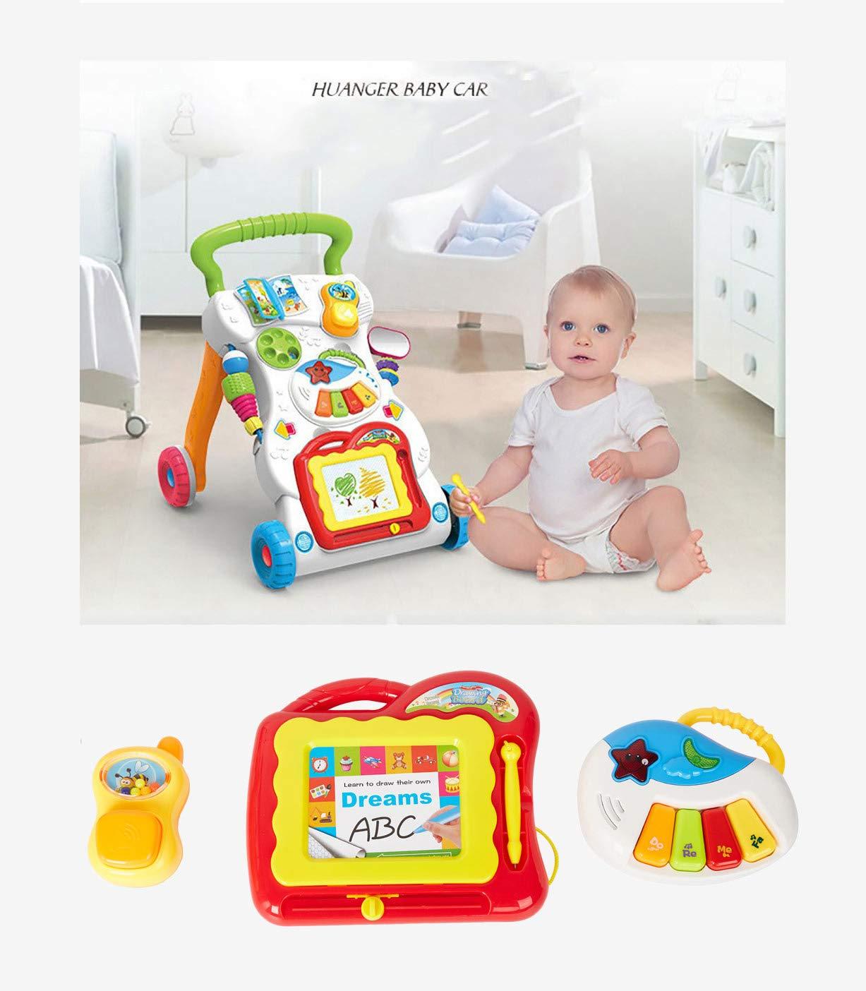 Amazon.com: Dporticus 3 en 1 juguete de desarrollo temprano ...
