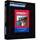 Pimsleur Spanish Level 1 CD: Learn to Speak and Understand Latin American Spanish with Pimsleur Language Programs (Comprehensive) (English and Spanish Edition)
