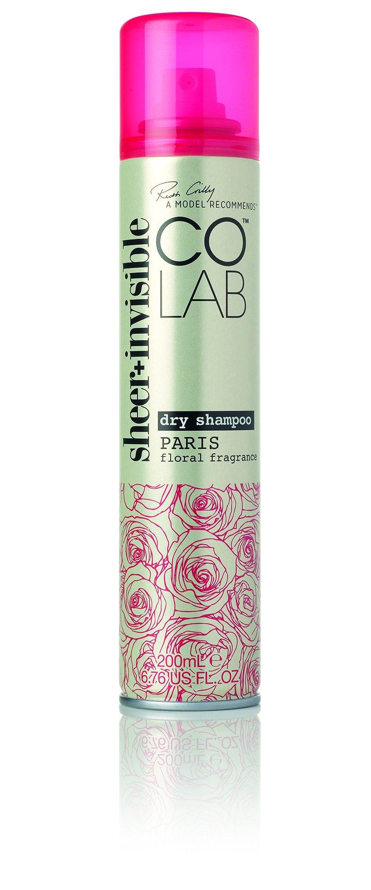 Amazon.com: Colab Sheer + Invisible Dry Shampoo - 6.76 Fl