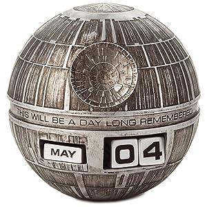 HMK Hallmark Star Wars Death Star Perpetual Calendar