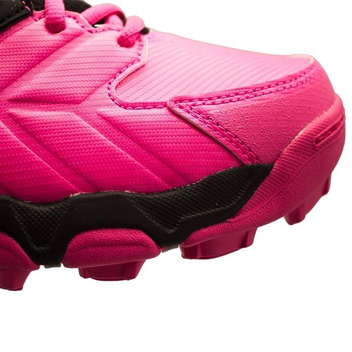 Asics Gel Blackheath Womens Hockey Shoes Zapatillas Deportivas Entrenadores Coral, Rosa, 37.5