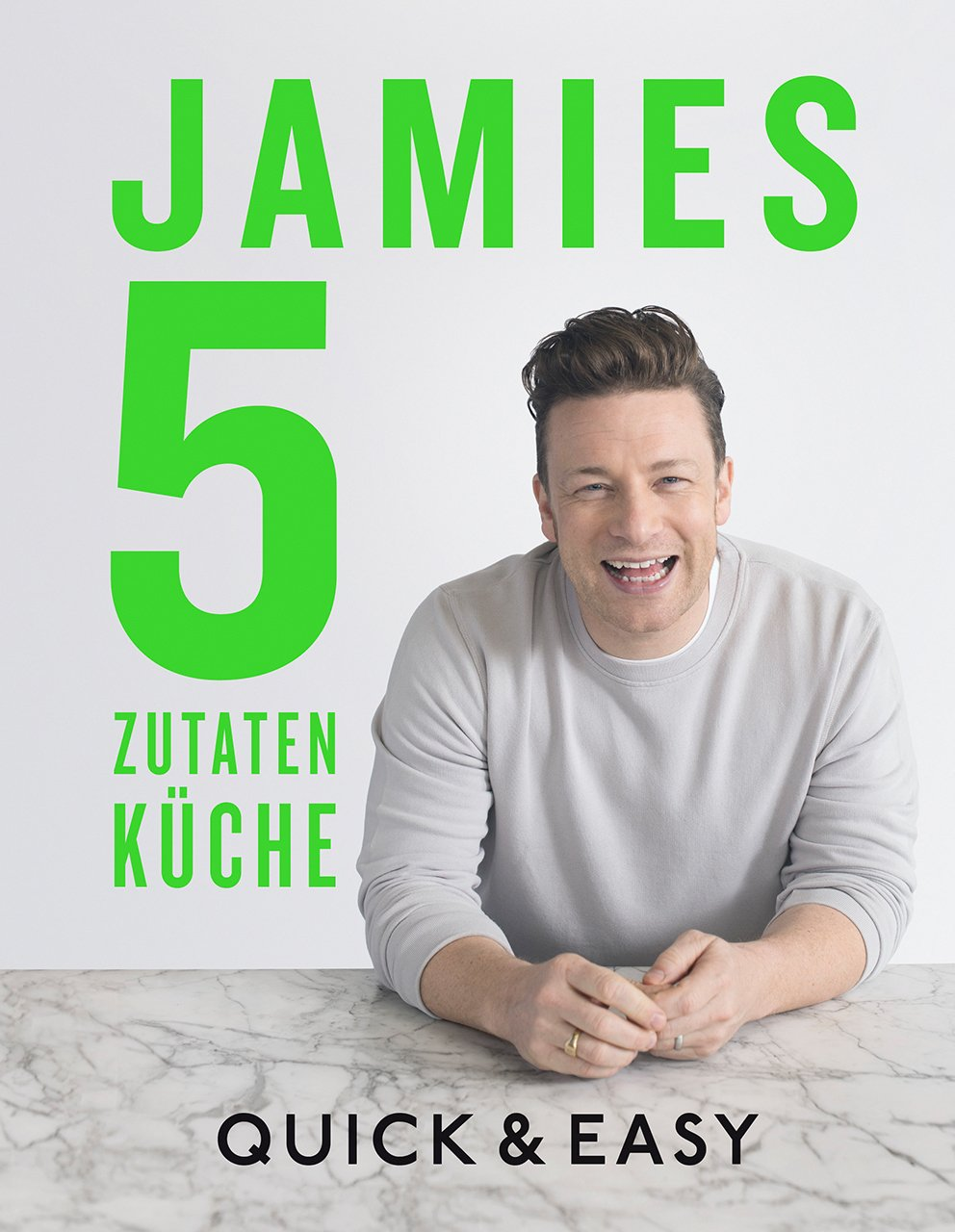 Jamies 5-Zutaten-Küche: Quick & Easy: Amazon.de: Jamie ...