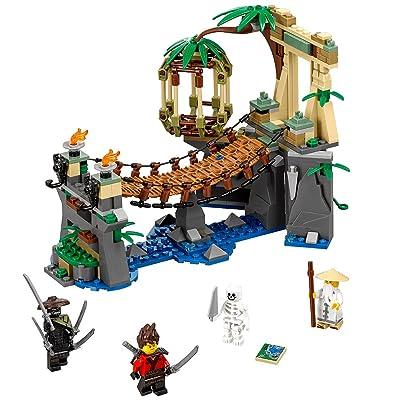 LEGO Ninjago Movie Master Falls 70608 Building Kit (312 Piece): Toys & Games