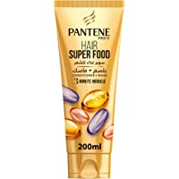 PANTENE 3 Minute Miracle Hair Super Food Conditioner and Mask - 200 ml