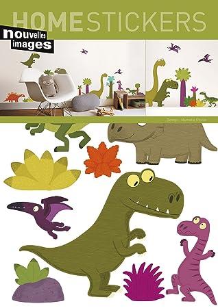 Kinder Wandtattoo Dinosaurier: Amazon.de: Küche & Haushalt