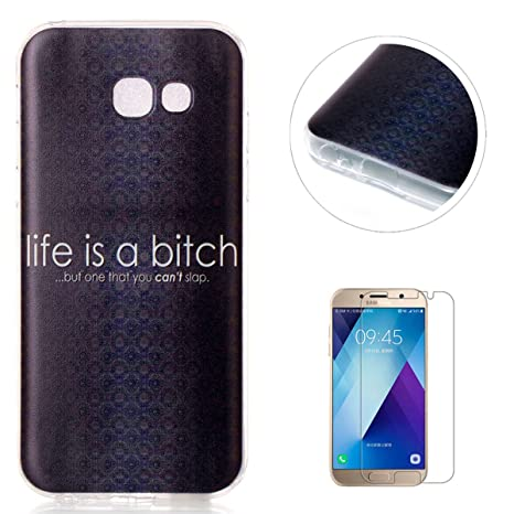 KaseHom Compatible For Samsung Galaxy A5 2017 Funda Carcasa ...