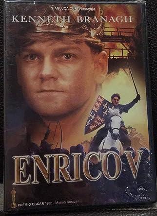 Enrico V  Amazon.it  Kenneth Branagh  f8aeca96eb1