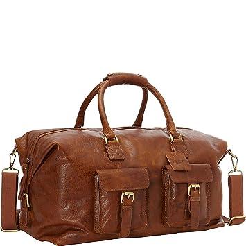 Amazon.com   Rawlings Rugged 19 Inch Duffle, Cognac, One Size   Travel  Duffels 62350758d4