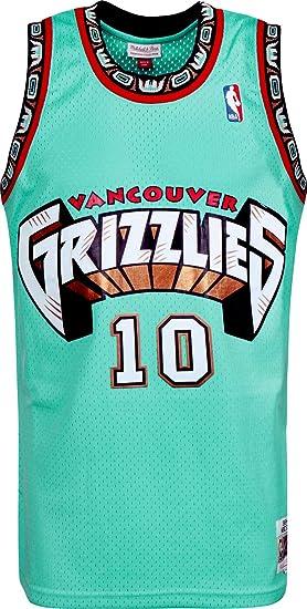 Mitchell & Ness Vancouver Grizzlies 1998 Camiseta sin Mangas: Amazon.es: Ropa y accesorios