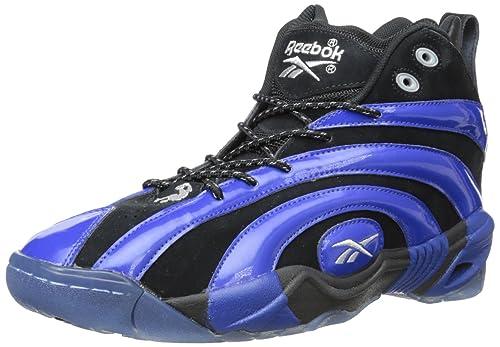 reebok shaqnosis noir and blue