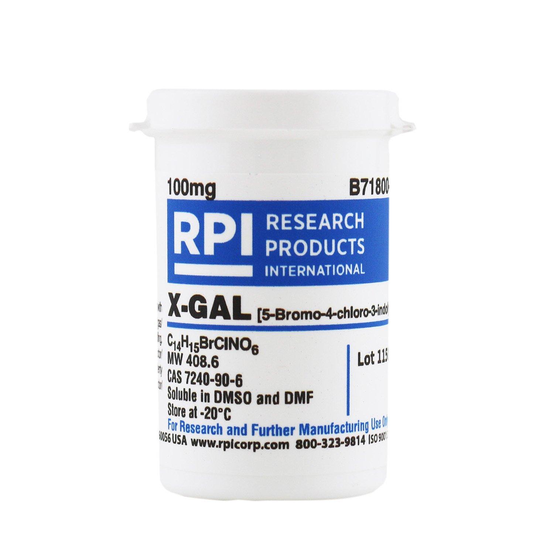 X-Gal, 100 mg a 100 G [5-bromo-4-chloro-3-indolyl-b-d ...