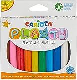 Carioca Plasty Kurumayan Oyun Hamuru 10 Renk, 200 gr