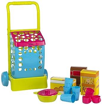 ColorBaby - Carro de la compra con accesorios, 55 cm (43285): Amazon.es: Juguetes y juegos