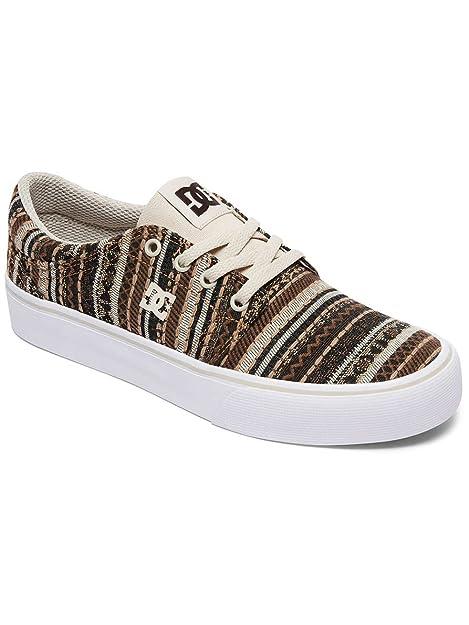 Descuento De Taller 100% Autentico DC Shoes Sneaker Donna Marrone Marron - Tan/Brown Salida Explorar dKeOaM