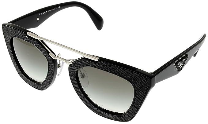 Amazon.com: Prada Milano anteojos de sol Womens ornamentada ...