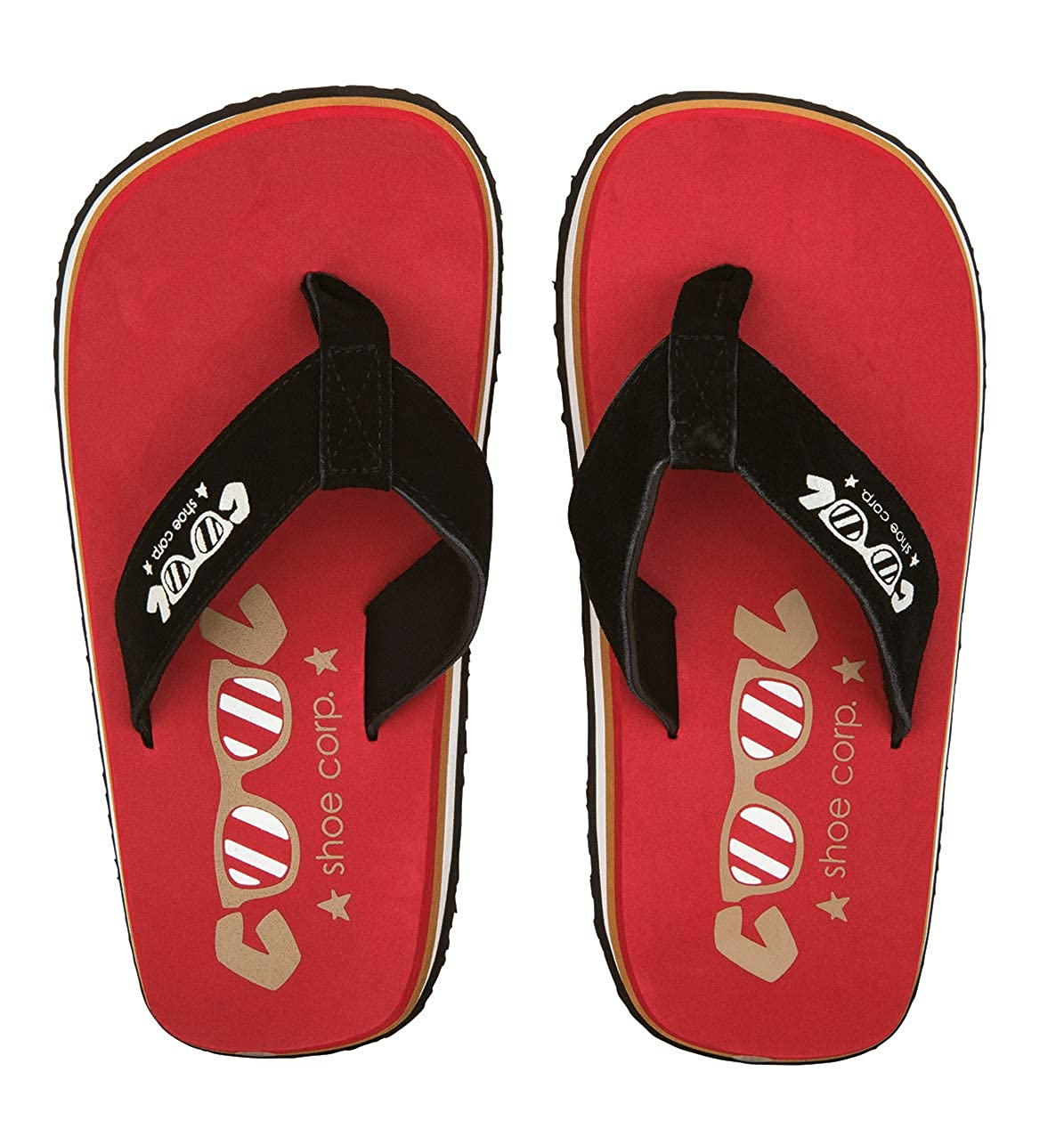 Cool Shoes Infradito Uomo Rosso Rosso