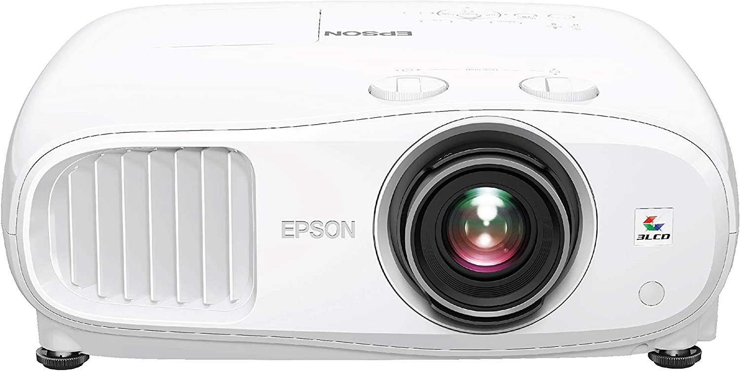 Epson Home Cinema 3200 4K PRO-UHD 3-Chip Projector with HDR (Renewed)