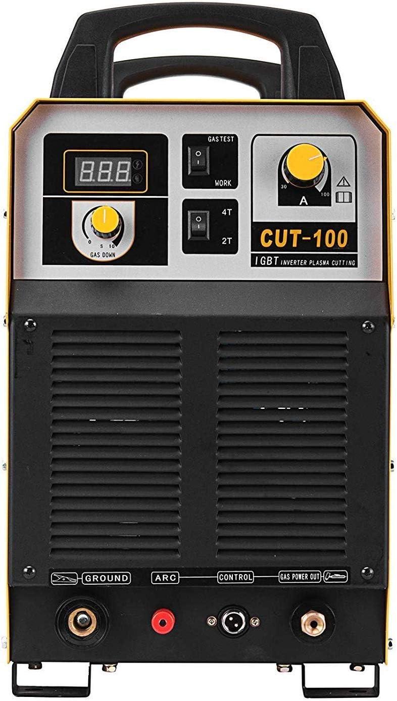 PLASMA CUTTER sussidiarie JG 100A Tagliato 100 120 suggerimenti 35 pence pp1221