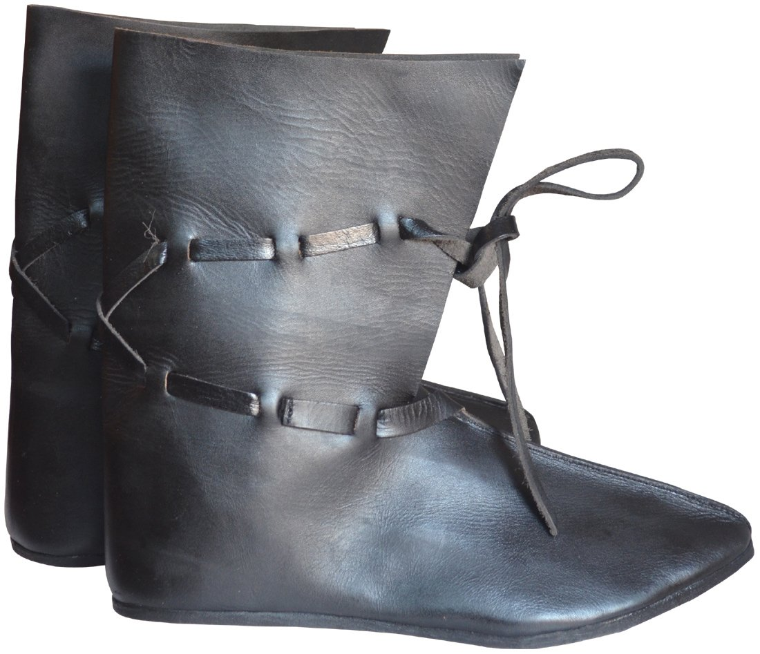 58e8c0371d0 Medieval and Renaissance Men's Costume Boots & Shoes | Deluxe ...