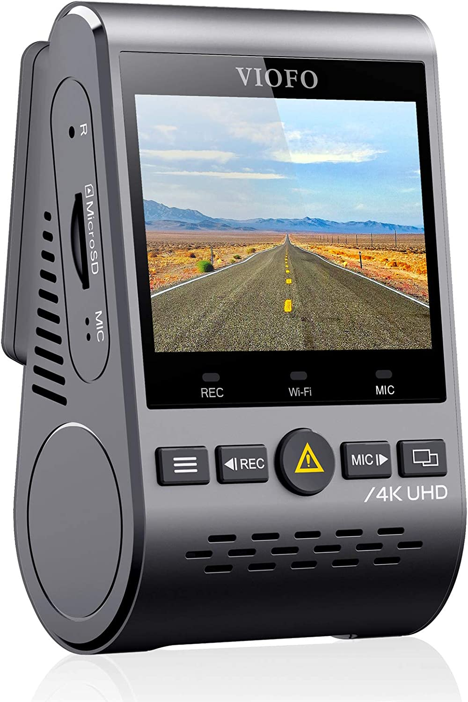 Viofo 4k Autokamera Dashcam A129 Pro 3840 2160p Ultra Elektronik