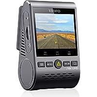 VIOFO A129Pro 4K Dash Cam 3840x2160P Ultra HD 4K Dash Camera Sony 8MP Sensor GPS Wi-Fi, Buffered Parking Mode, G-Sensor…