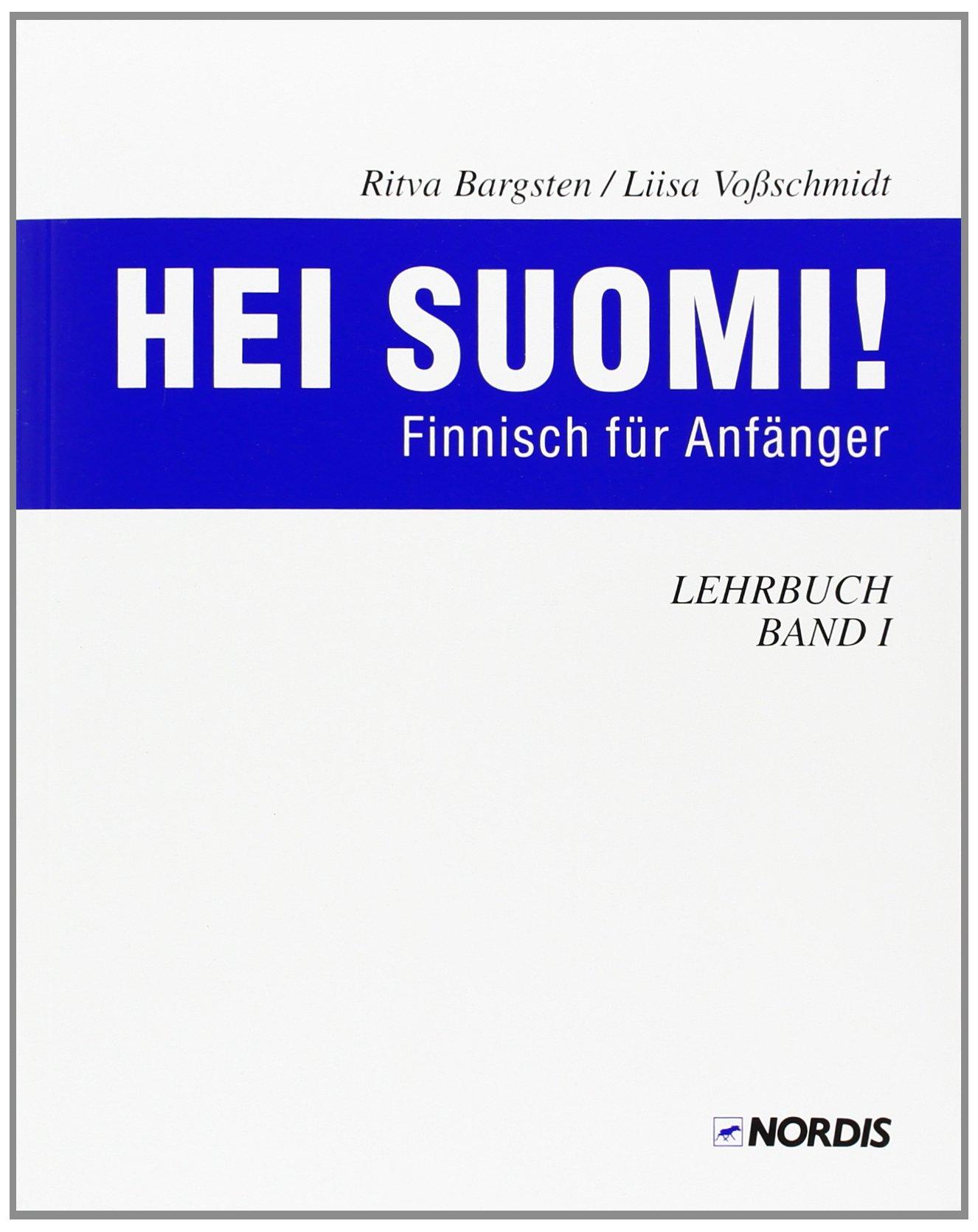 Hei Suomi, Bd.1, Lehrbuch