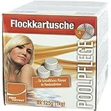 Steinbach Poolchemie Flockungskartusche, Aquacorrect, 125 g / 1 kg