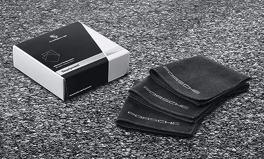 Genuine Porsche Interior Microfibre Cleaning Cloth OEM 00004400195 00004400095