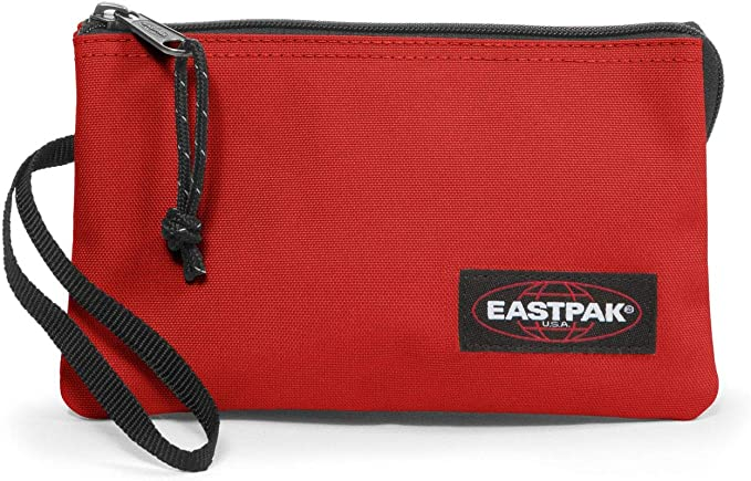 Eastpak - Funda tipo cartera o estuche para bolígrafos, color rojo: Amazon.es: Deportes y aire libre